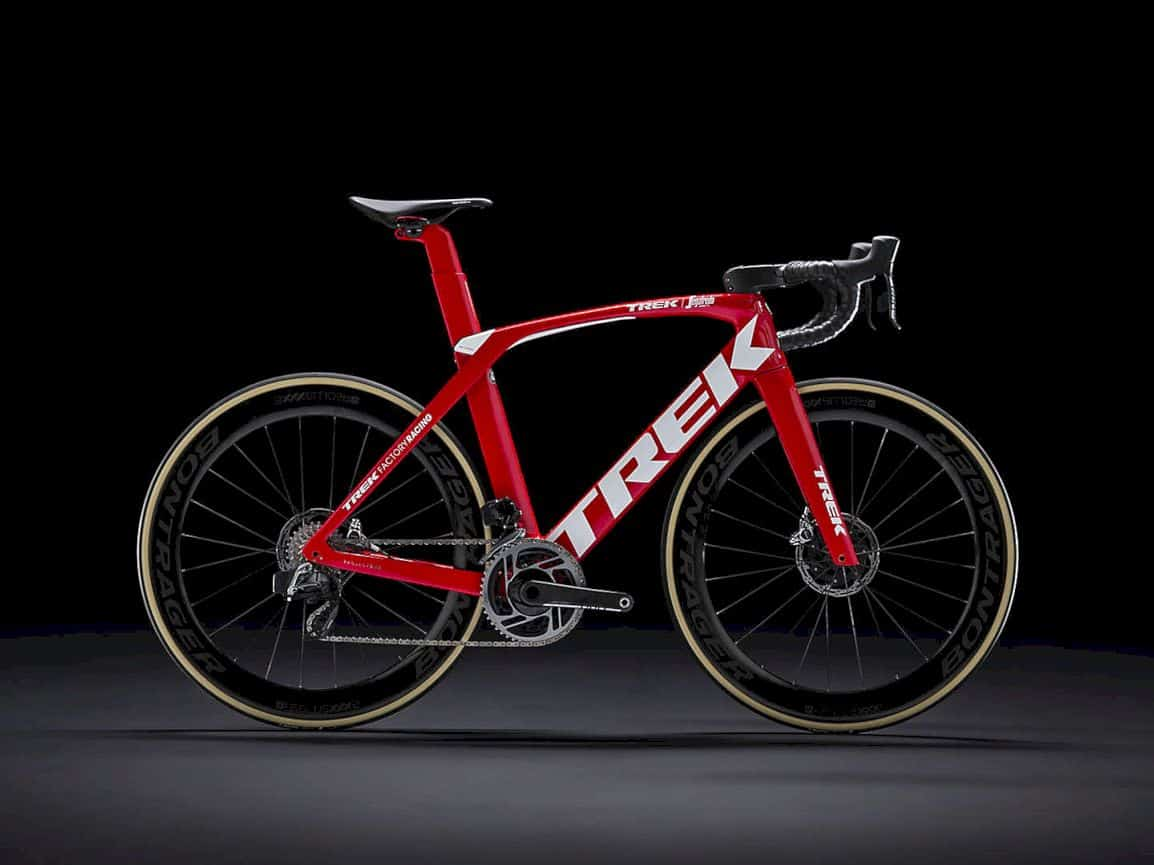 Trek Madone SLR 9 Disc eTap: Perfection in Aerodynamics. Quality in Drivetrain