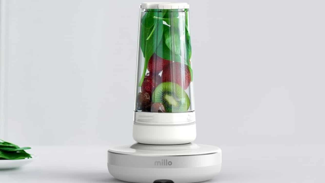 Millo: The Future of Blending is Here.