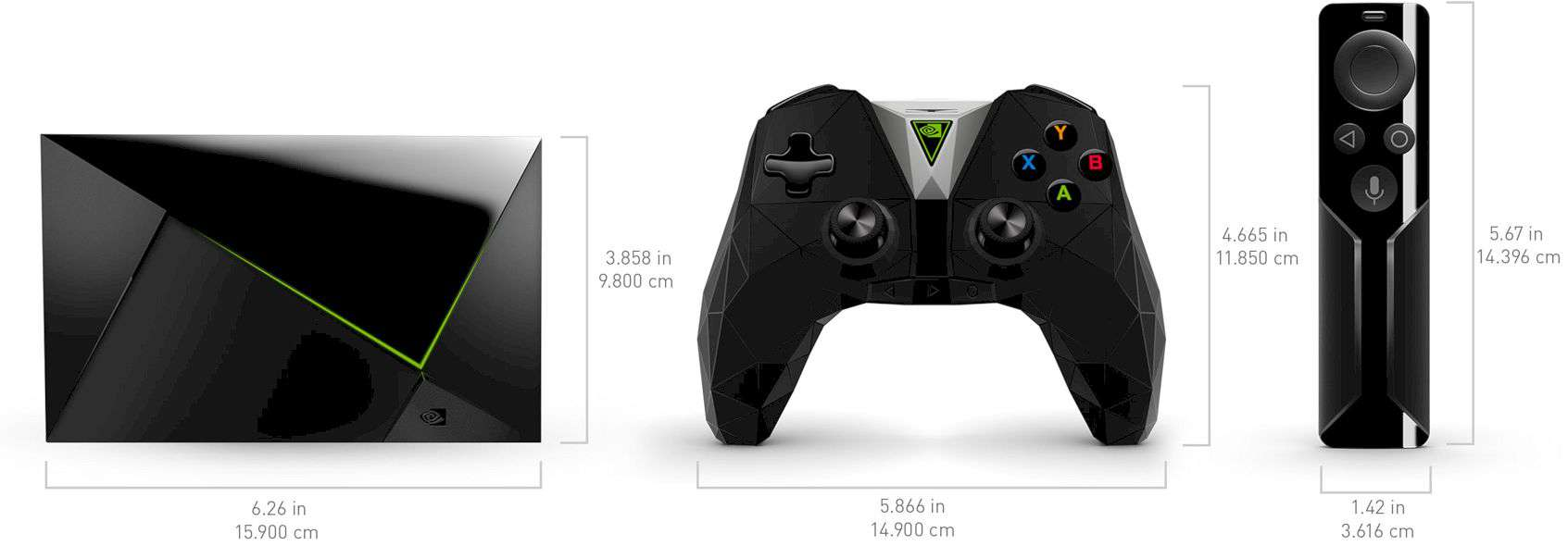 Nvidia Shield Tv 3