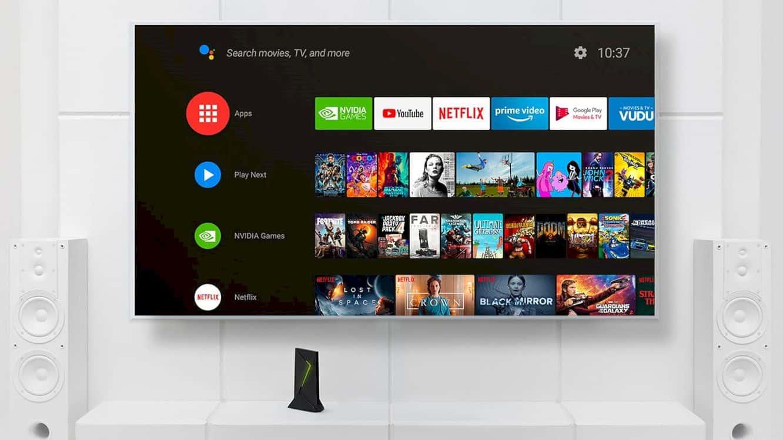Nvidia Shield Tv 6