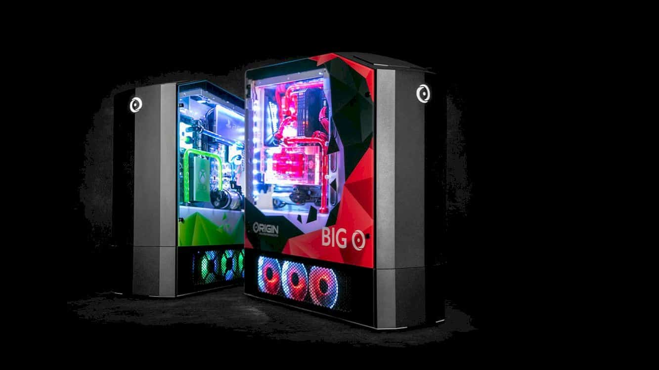 Origin Pc Big O 10
