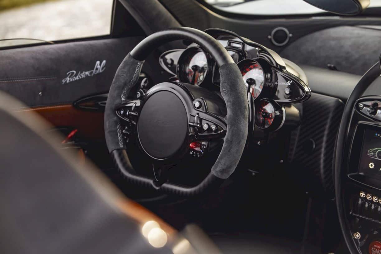 Pagani Huayra Roadster Bc 1