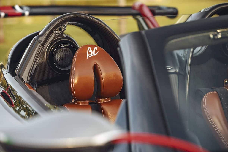 Pagani Huayra Roadster Bc 2