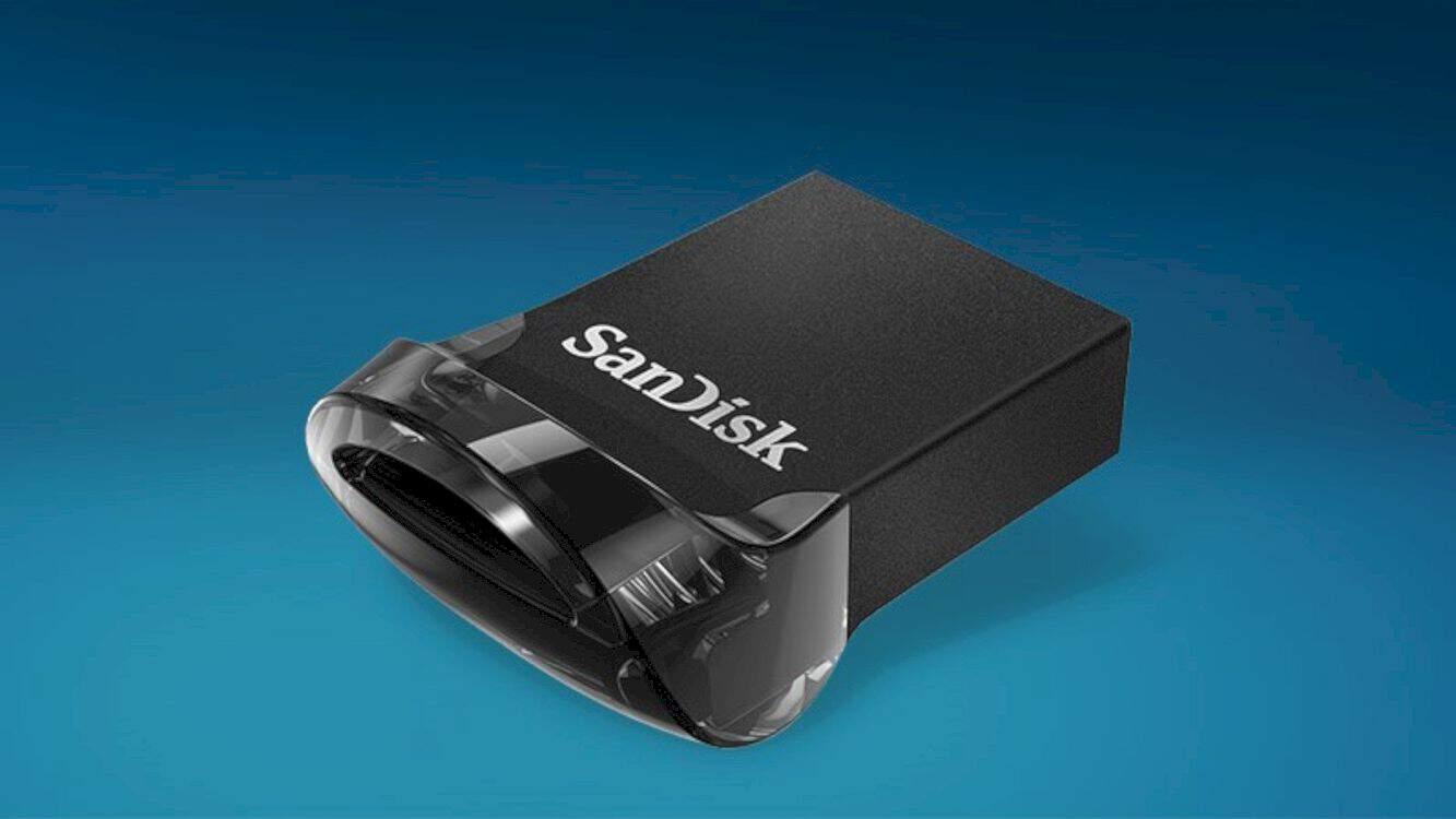Sandisk Ultra Fit Usb 3 1 Flash Drive 1
