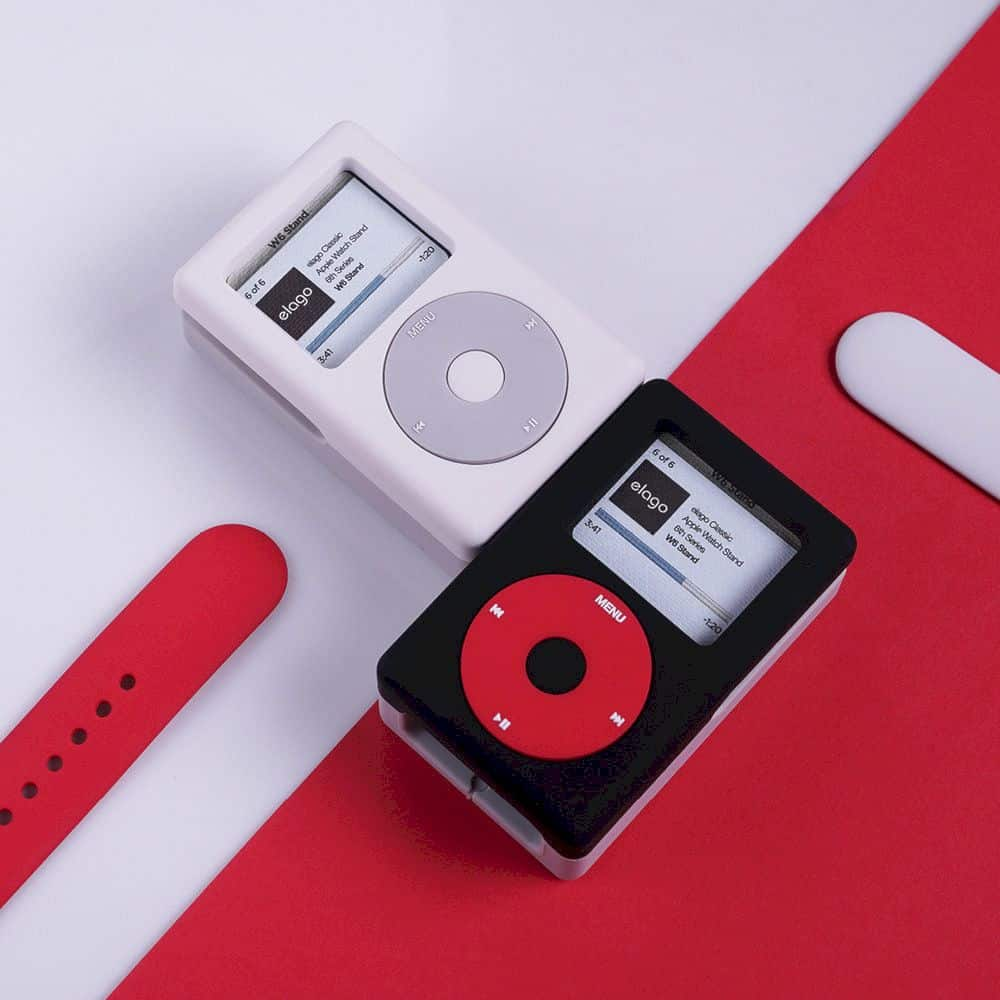 W6 Stand For Apple Watch 1