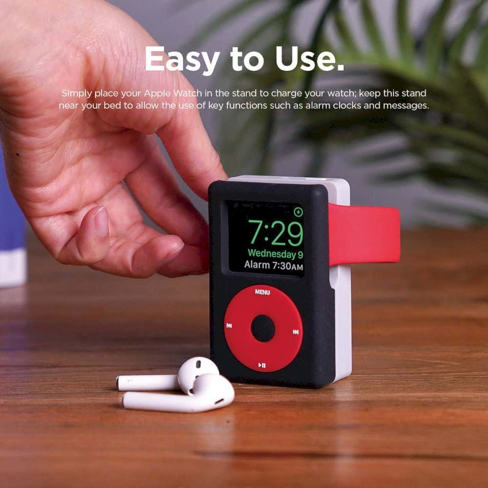 W6 Stand For Apple Watch 6