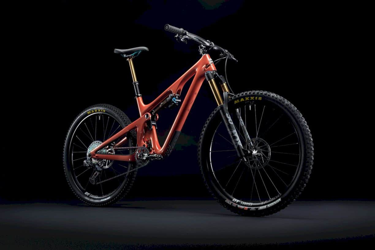 Yeti Cycles SB140: Try It, Land It, Down to Fun!
