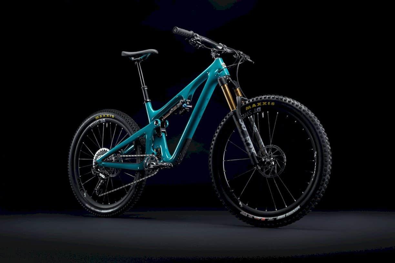 Yeti Cycles Sb140 9