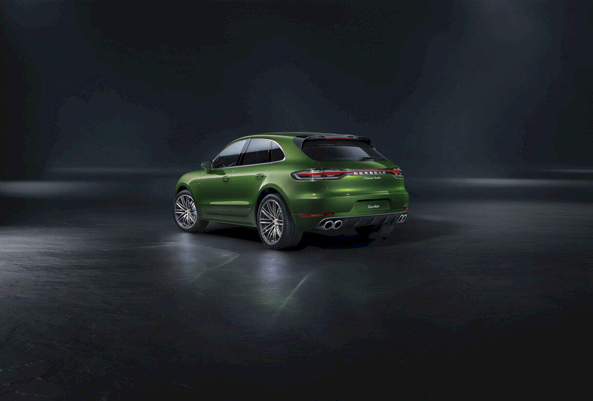 2020 Porsche Macan Turbo 3