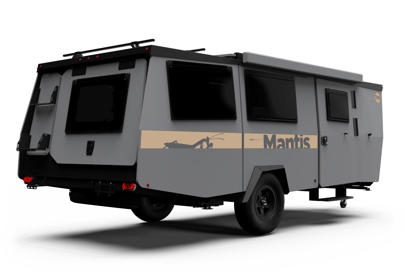 2020 TAXA Mantis: Space to roam.