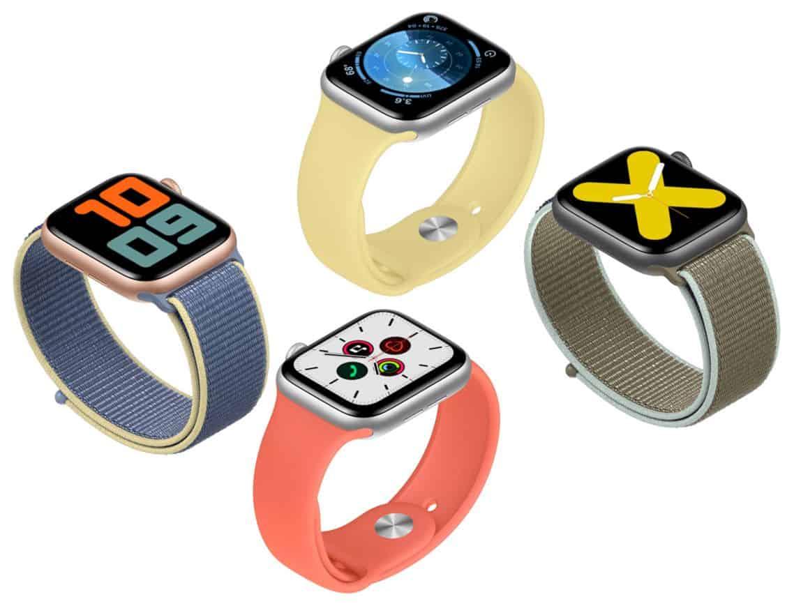 Apple Watch Series 5 4