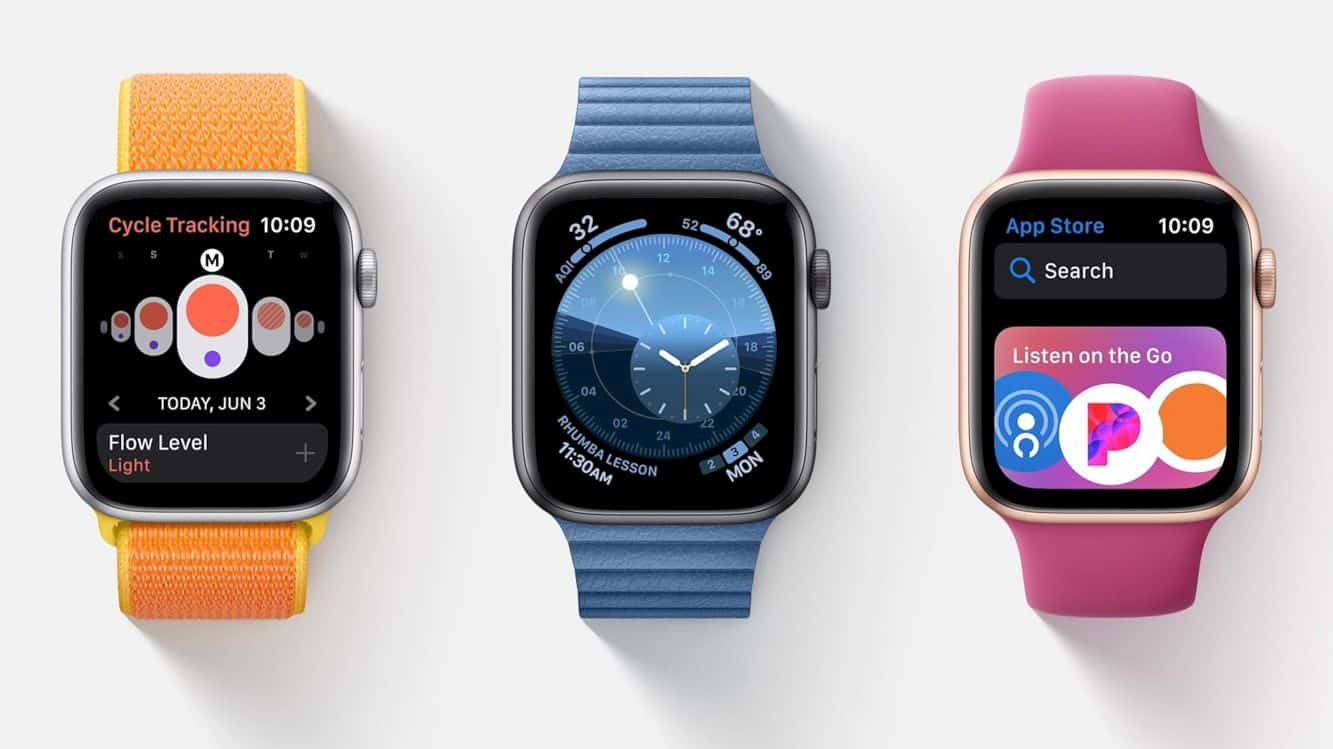 Apple Watch Series 5: You've never seen a watch like this.