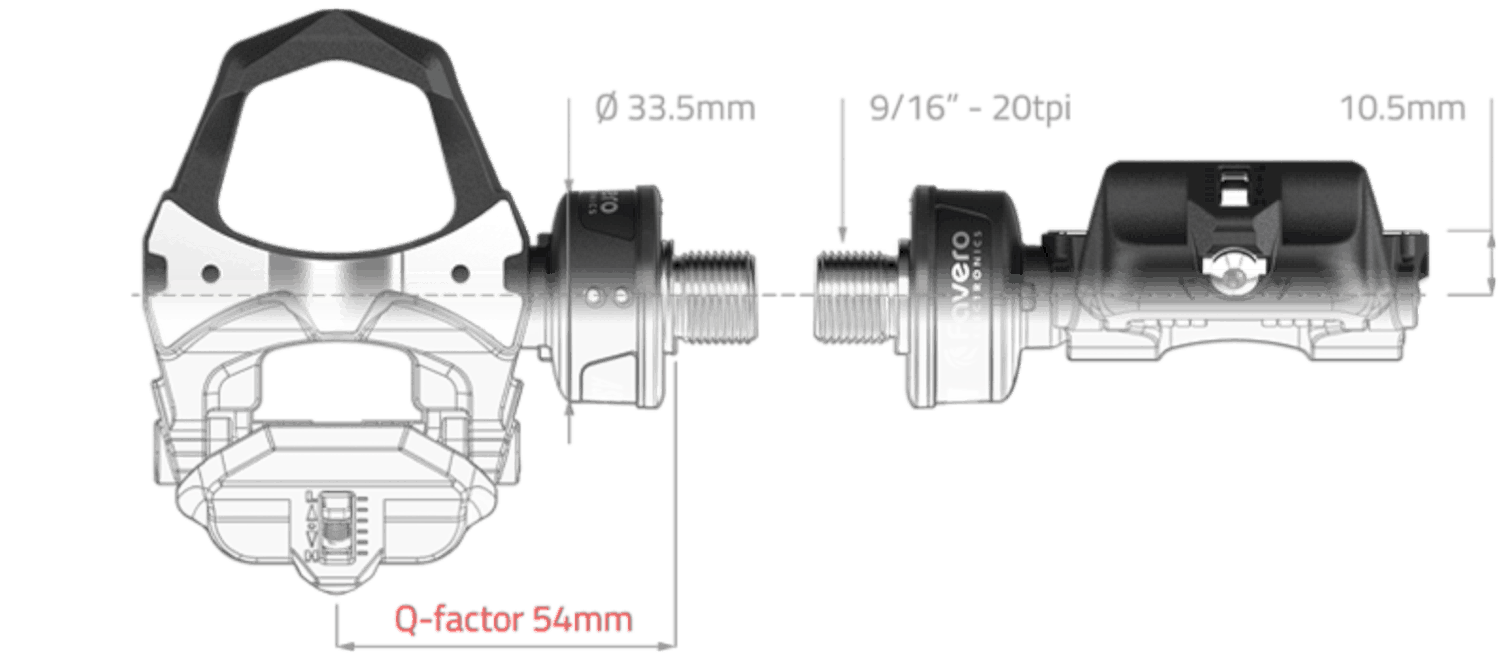 Assioma Power Meter 2