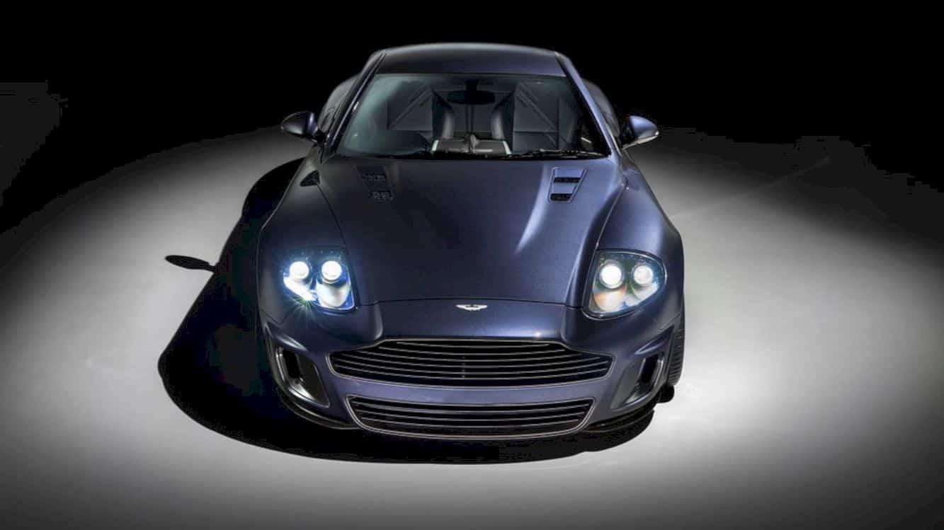 Aston Martin Vanquish 25 10