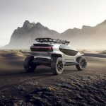 Audi AI:TRAIL: the great outdoors rolled into one