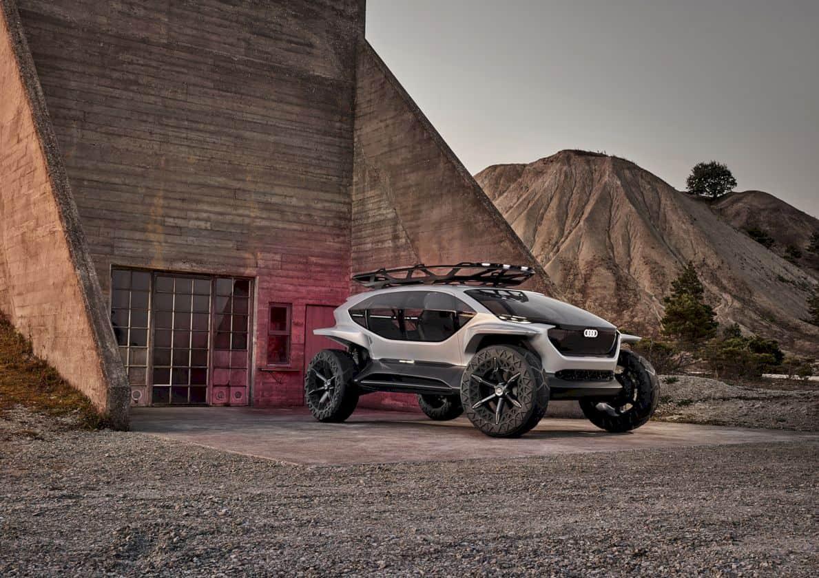 Audi Ai Trail 16