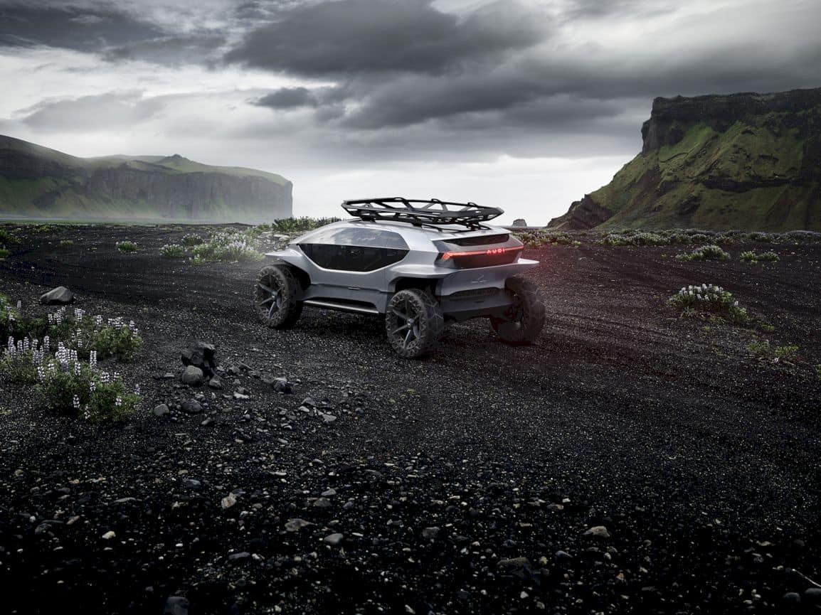 Audi Ai Trail 2