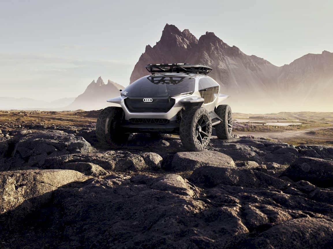 Audi Ai Trail 3