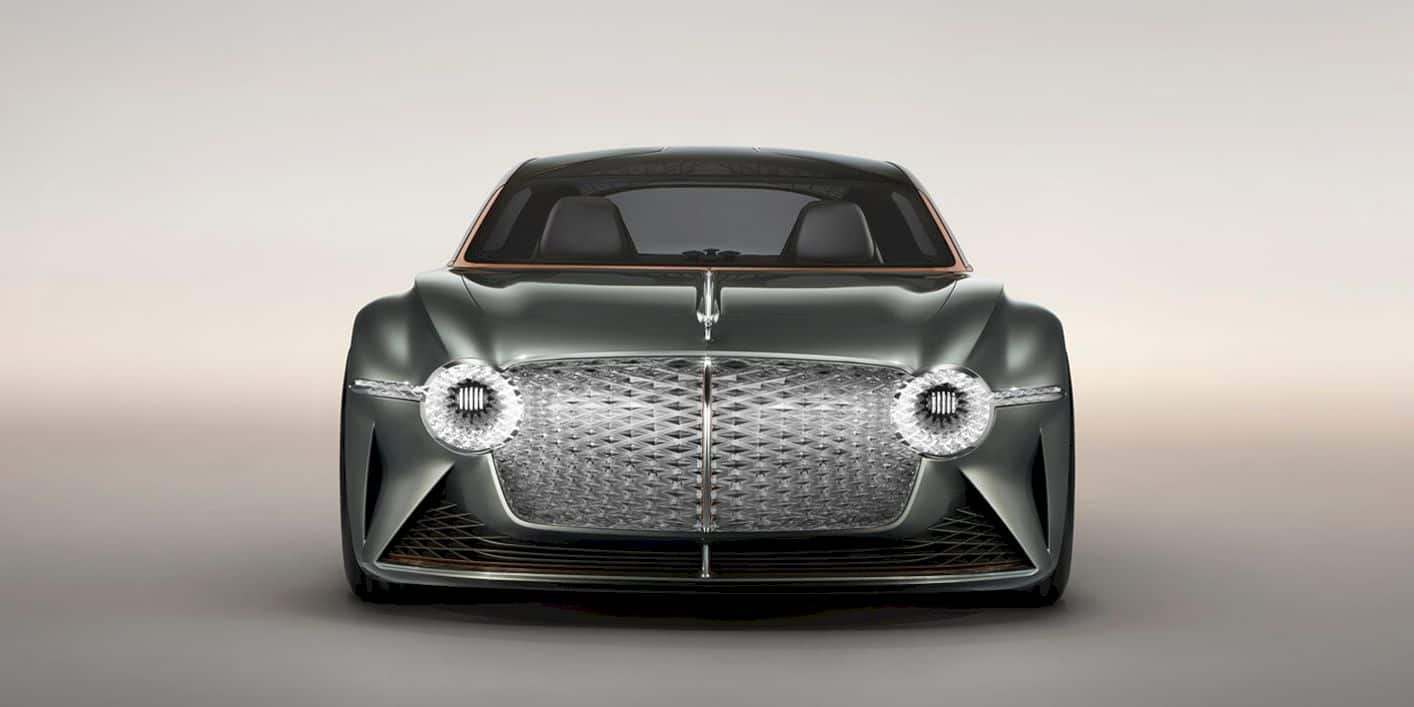 Bentley Exp 100 Gt 12