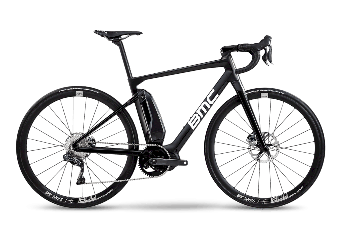 BMC Alpenchallenge AMP Road One: Who wouldn't agree that it's fun to go fast?