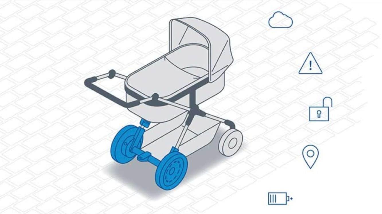 Bosch Estroller System 1