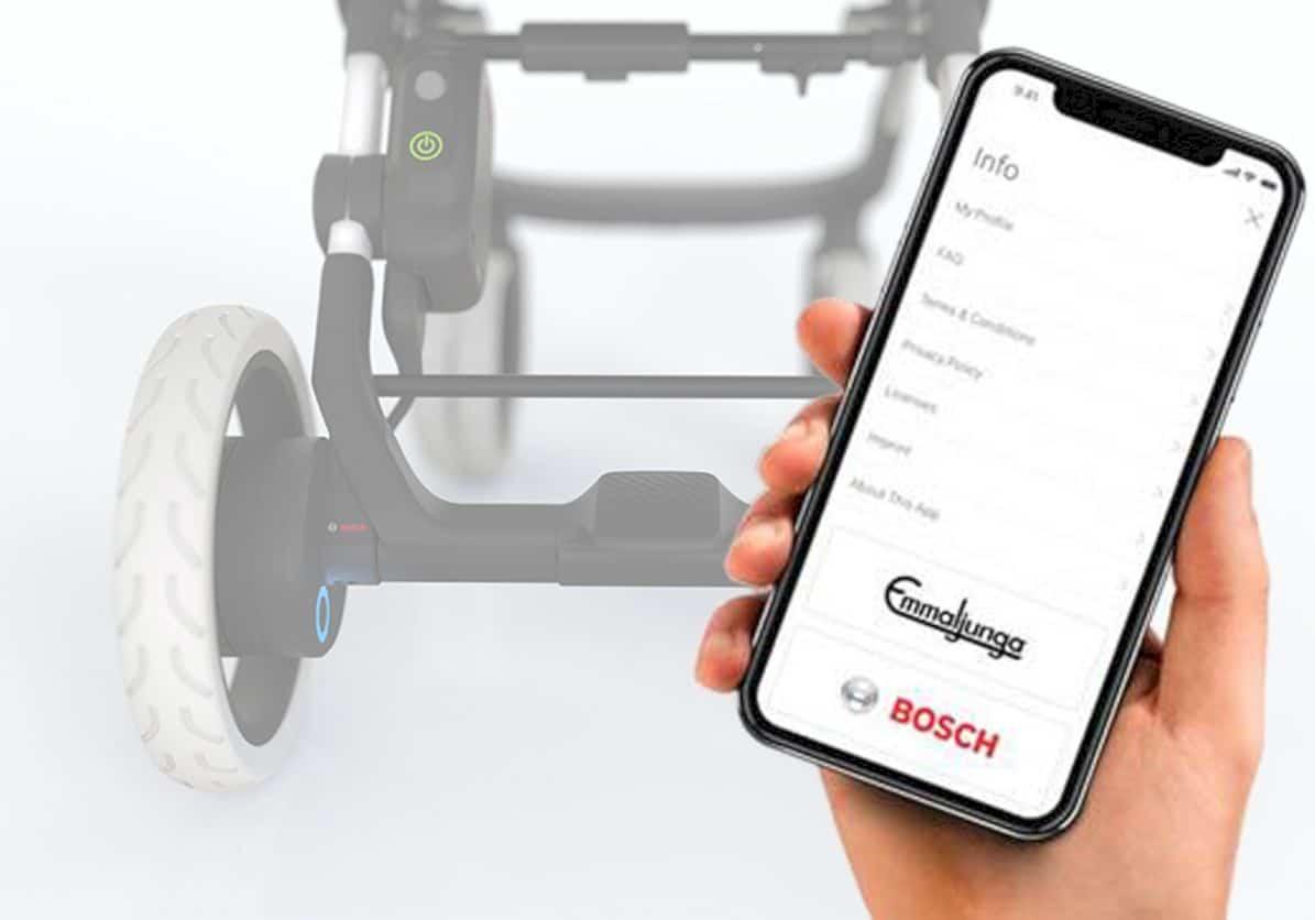 Bosch Estroller System 2