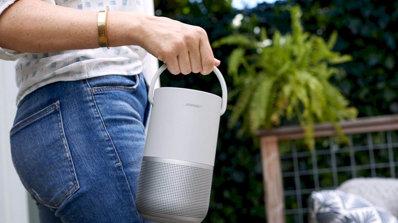 Bose Portable Home Speaker 4