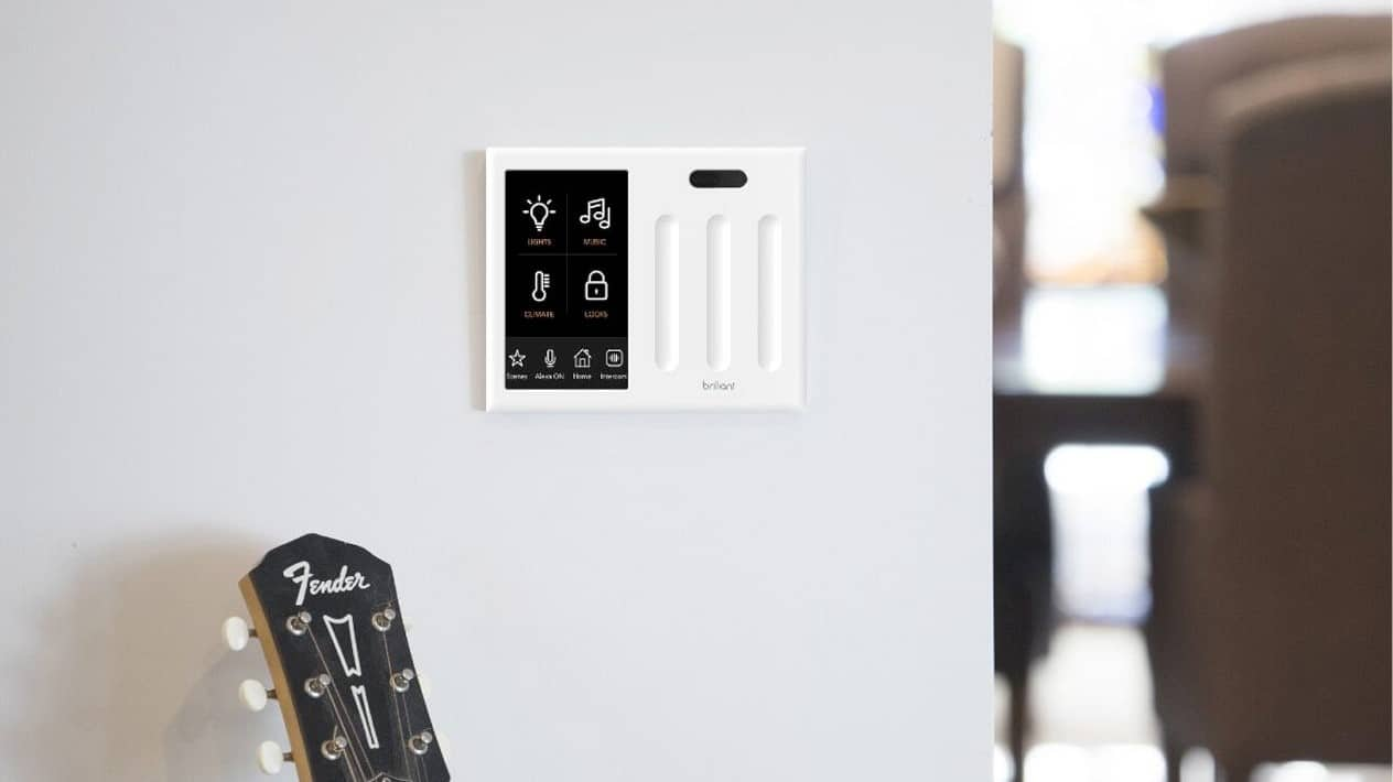 Brilliant Home Control 16