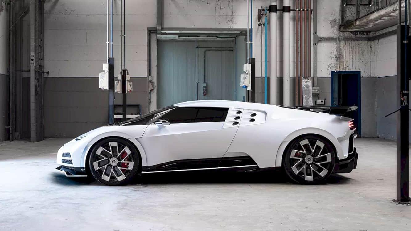 Bugatti Centodieci 2