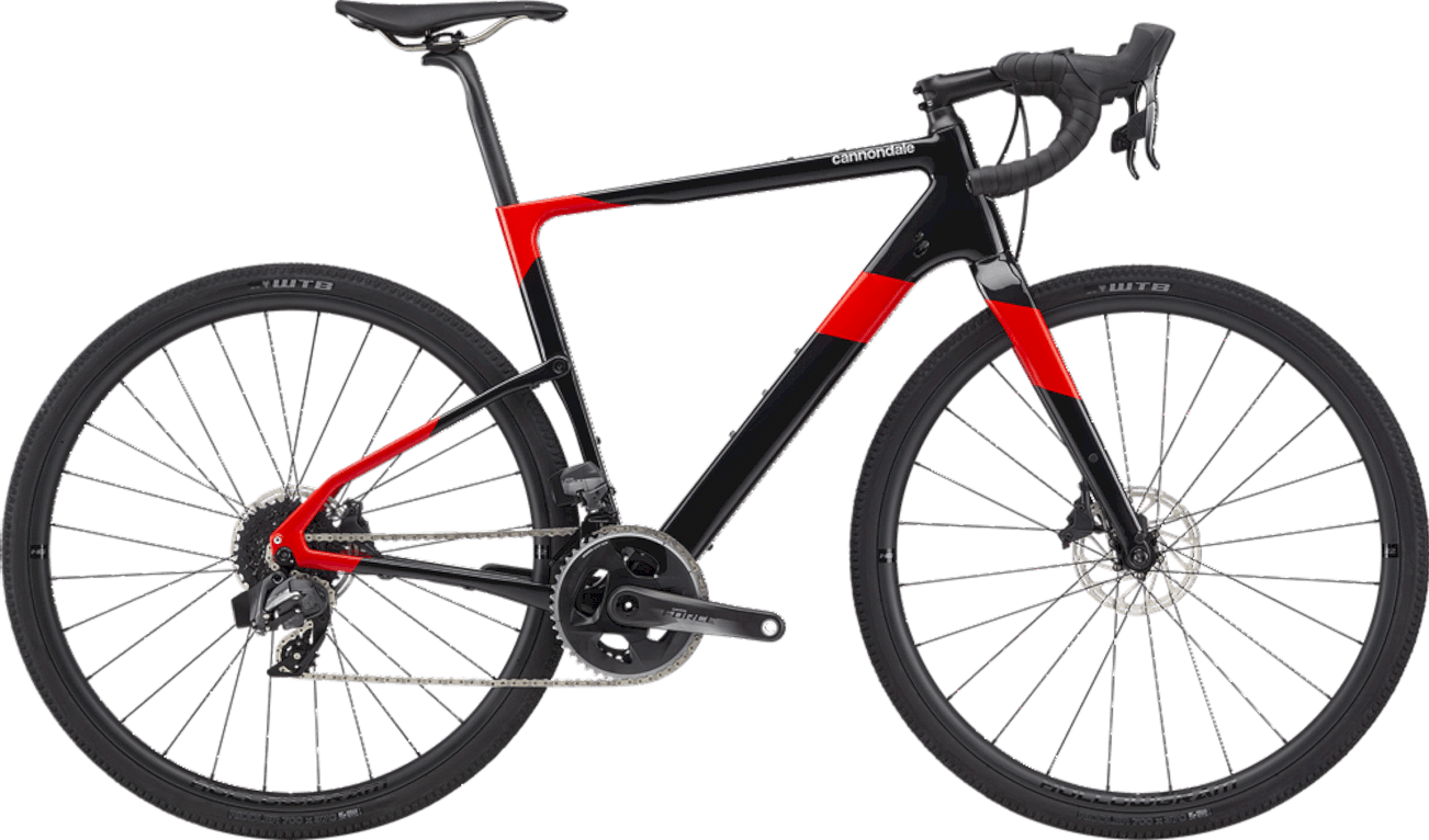 Cannondale Topstone Carbon Force eTap: More Give, More Go!