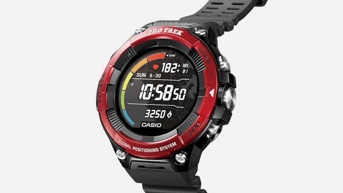 Casio Pro Trek Smart Wsd F21hr 6