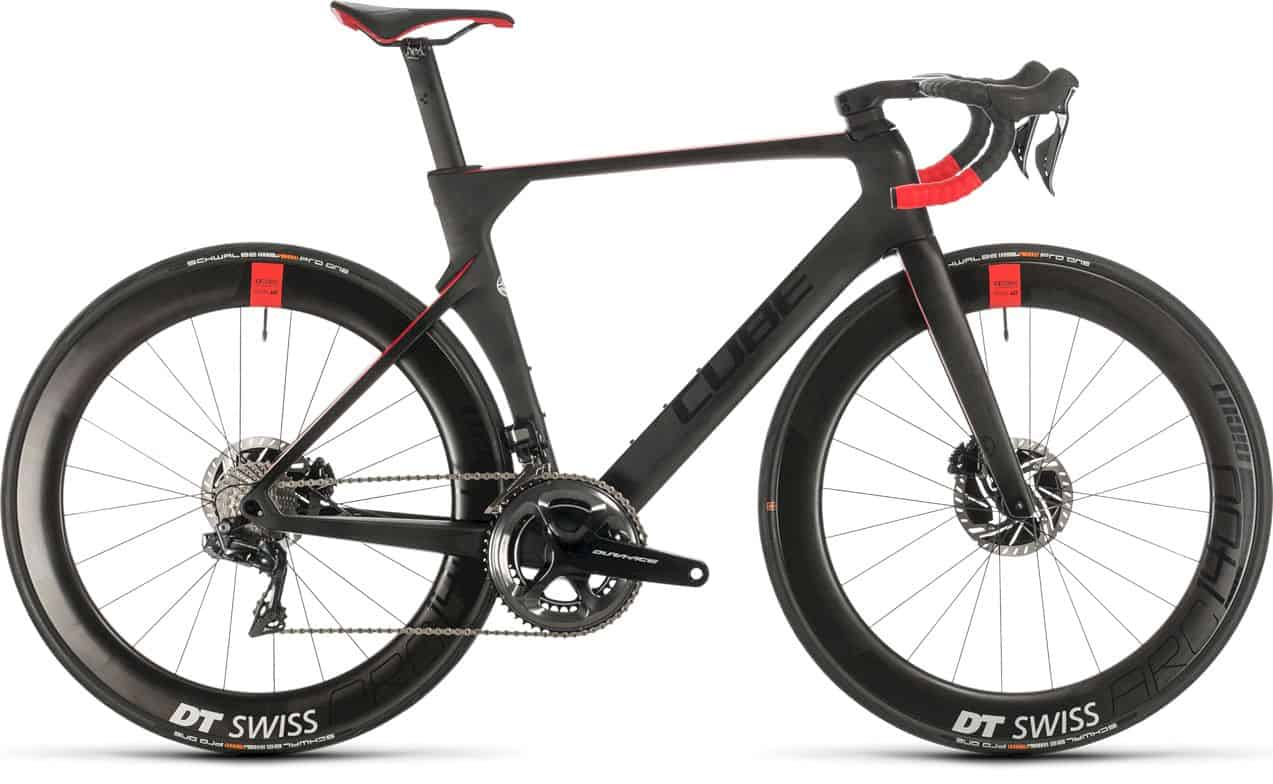 Cube Litening C:68X: A bike So Fast It's Like an Impossible Dream