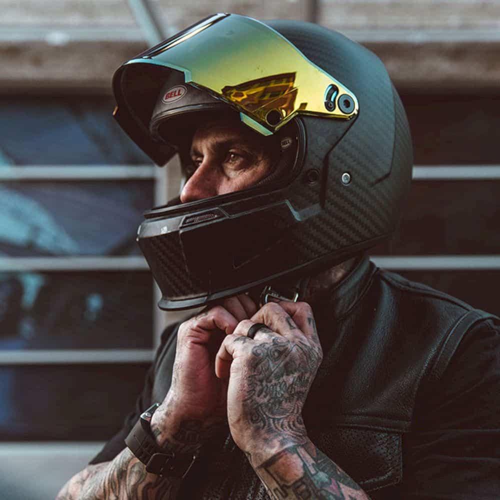 Eliminator Carbon Helmet 1