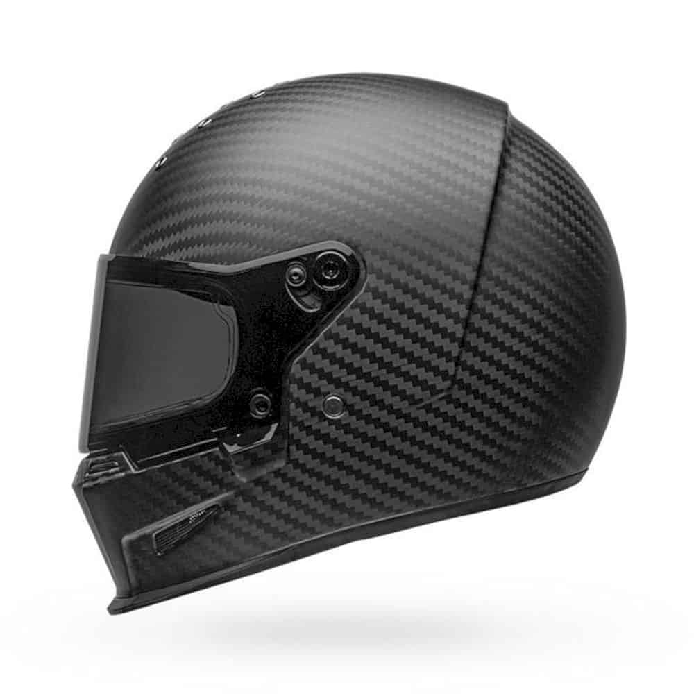 Eliminator Carbon Helmet: Born from Auto, Built for The Street