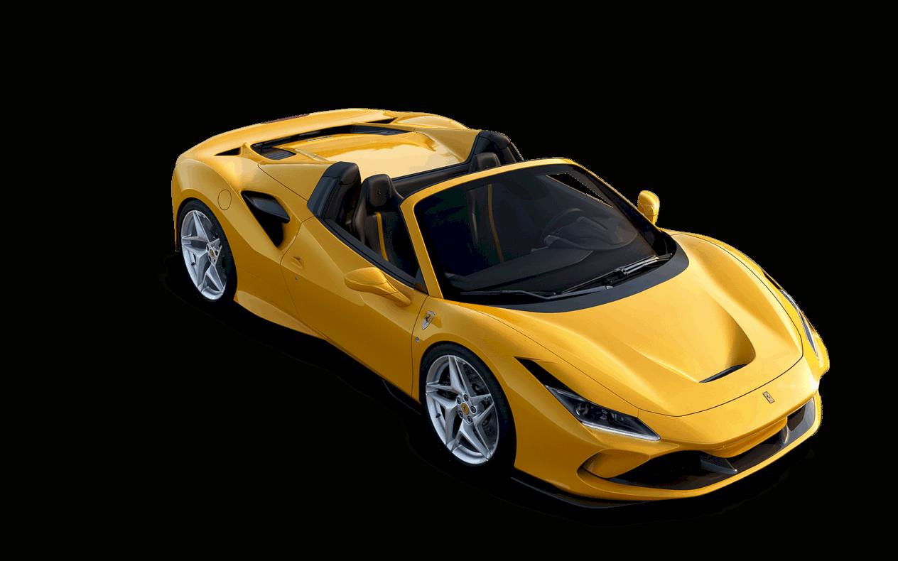 Ferrari F8 Spider 1