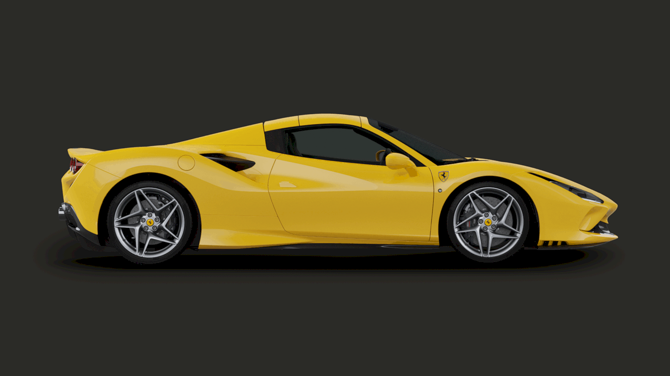 Ferrari F8 Spider Wild at Heart! The Evolution of The