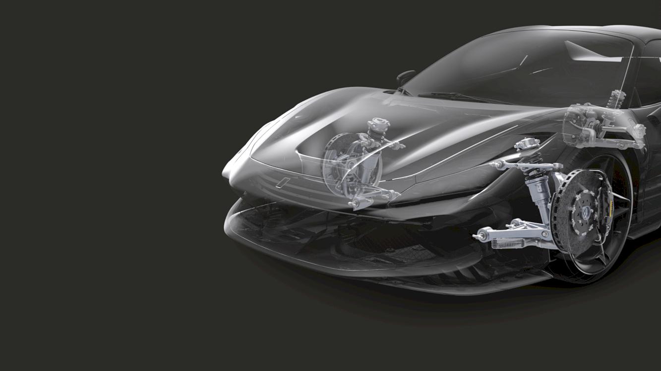 Ferrari F8 Spider 5