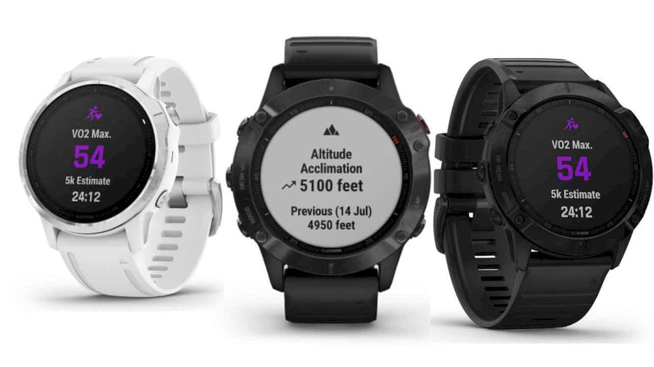 Garmin Fenix 6 Series: Show What You're Made Of