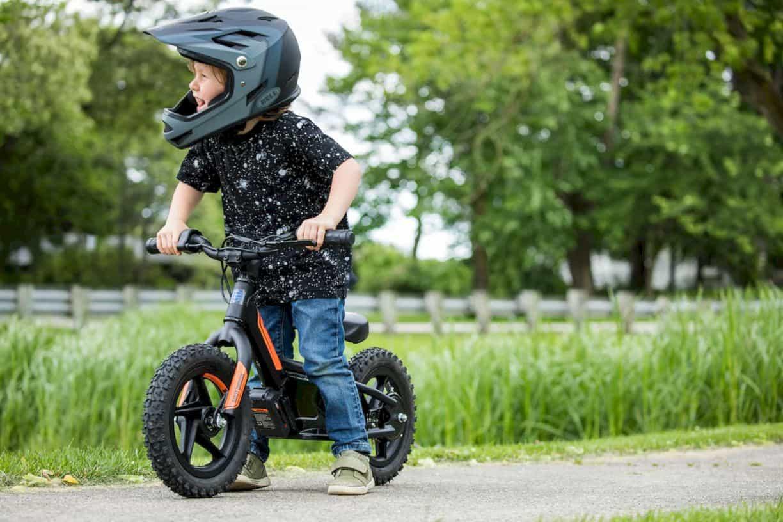 Harley Davidson Electric Balance Bikes 13