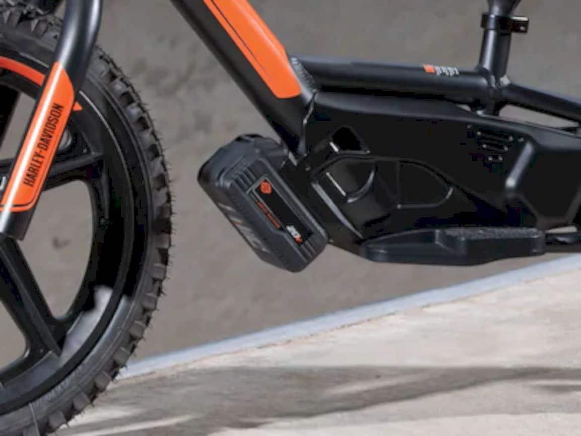 Harley Davidson Electric Balance Bikes 6