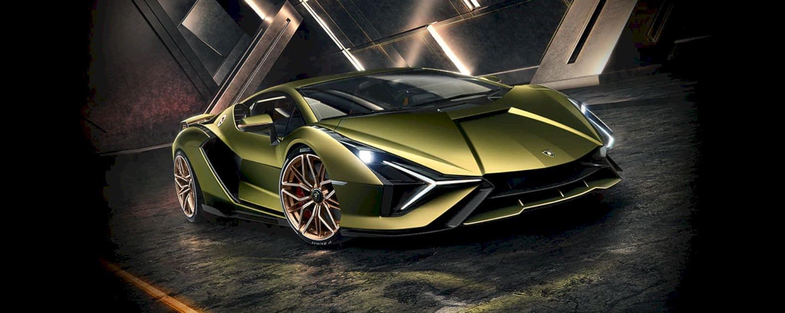 Lamborghini Sián FKP 37: Ahead of Its Time!