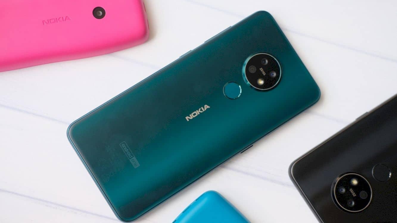 Nokia 7 2 2