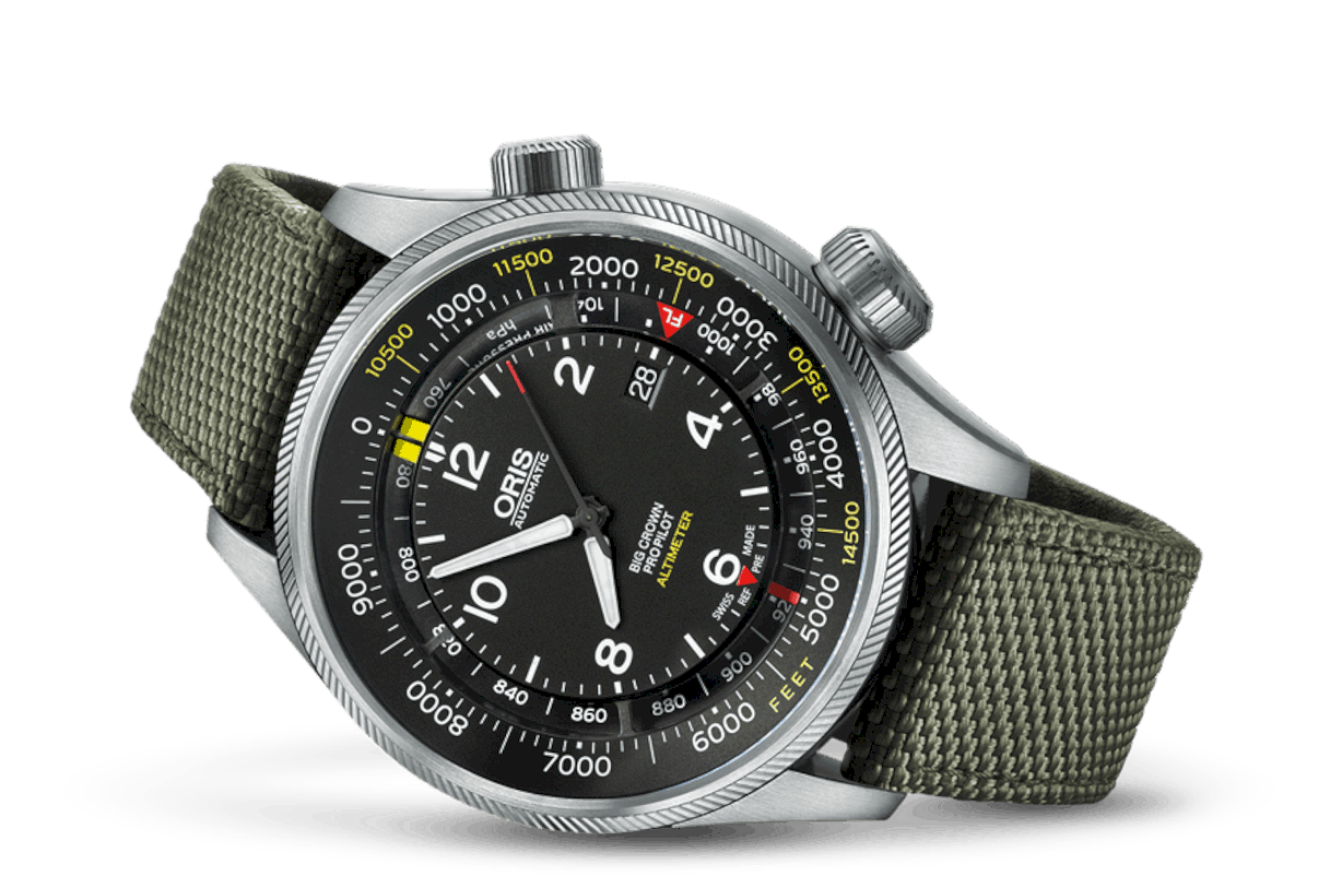 Oris Big Crown Propilot Altimeter 1