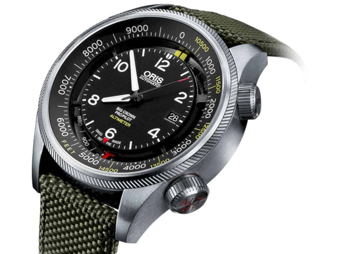 Oris Big Crown Propilot Altimeter: The Little Perspective We Need to Understand Our World Properly