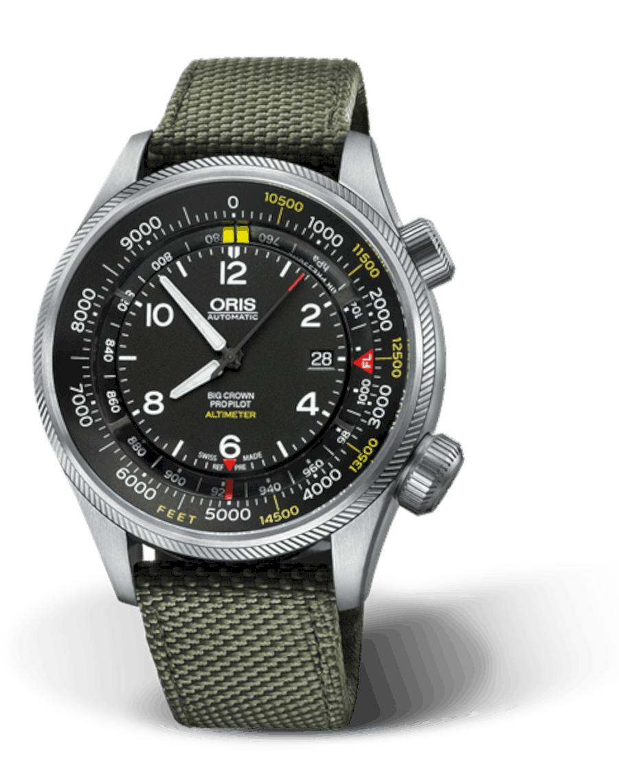 Oris Big Crown Propilot Altimeter 4