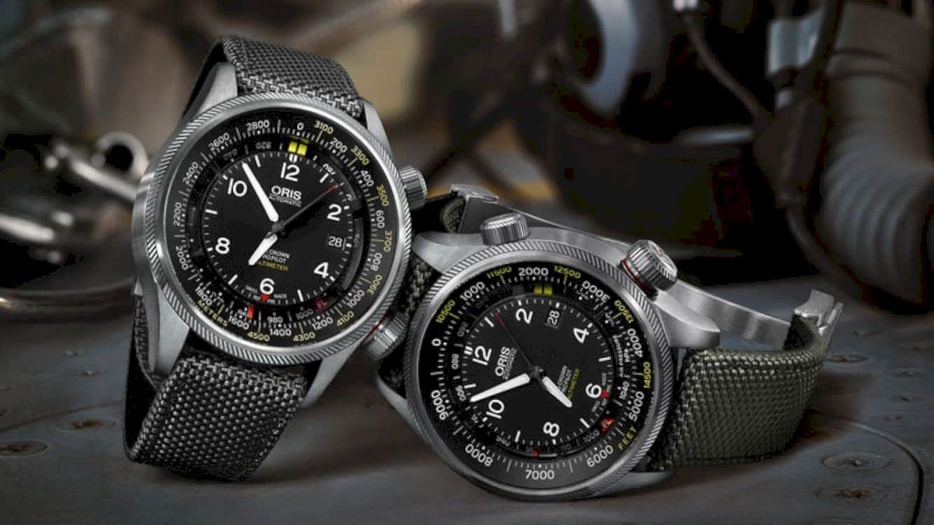 Oris Big Crown Propilot Altimeter 6