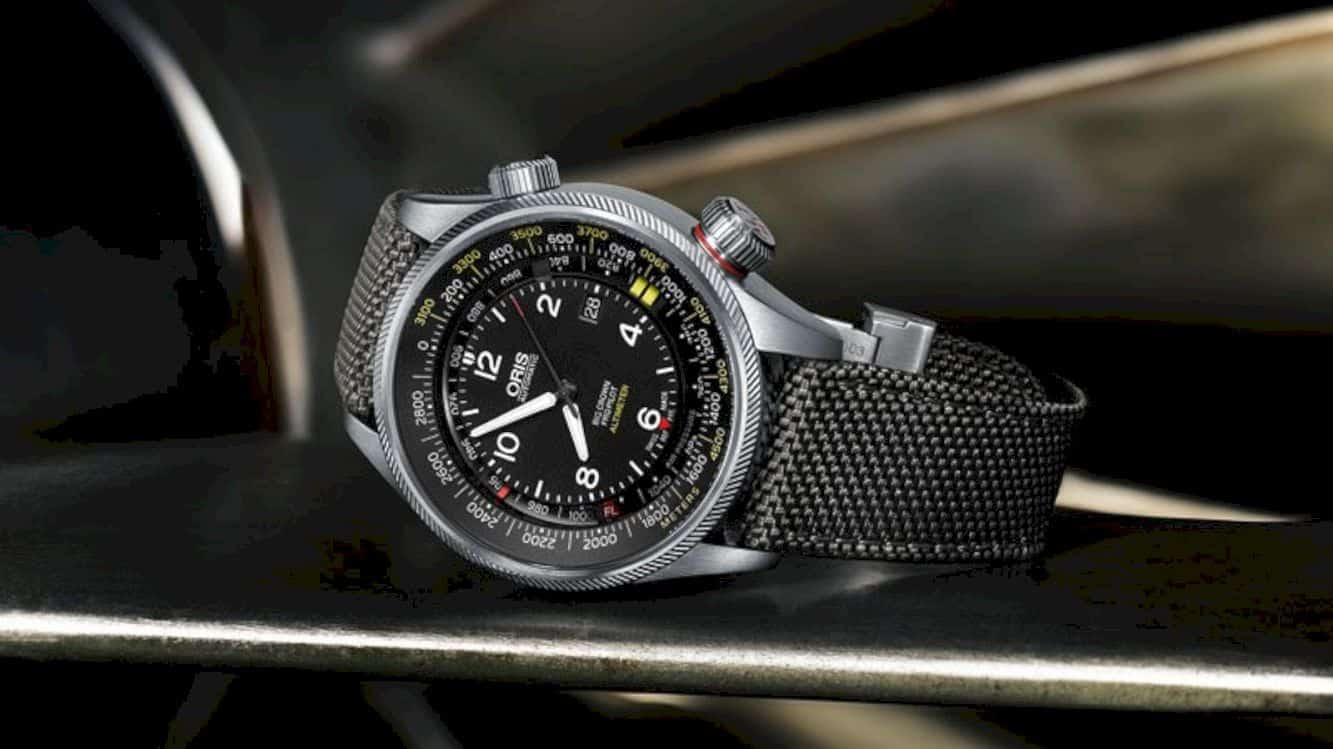 Oris Big Crown Propilot Altimeter 7