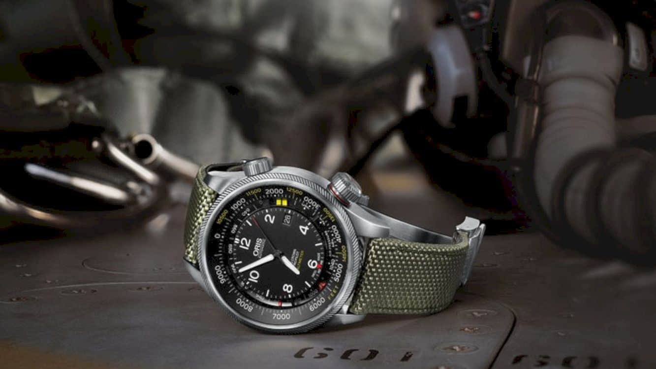 Oris Big Crown Propilot Altimeter 8