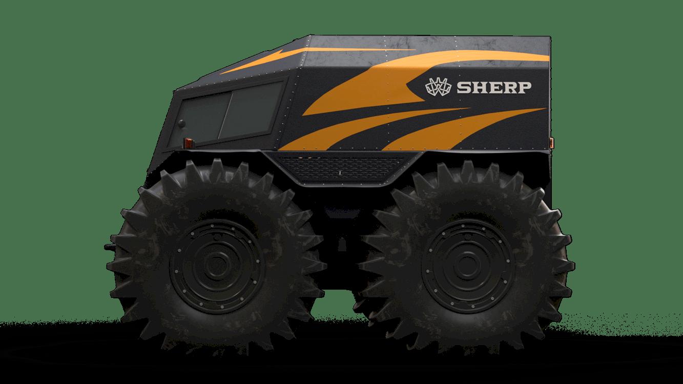 Sherp Atv 2