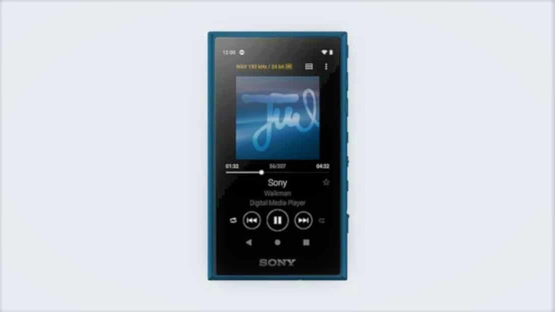 Sony A100 Walkman A Series 16